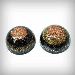 Orgonita Semiesfera 4 Metales