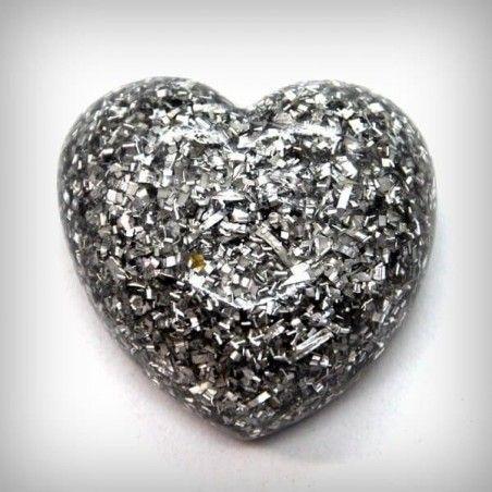 Orgonita Corazón de bolsillo