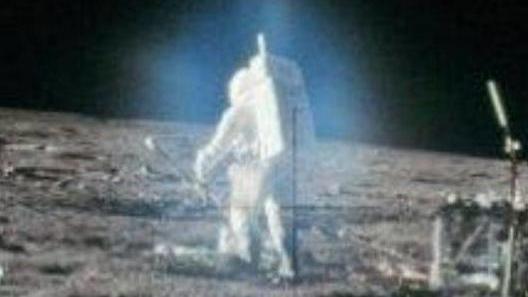 orgon visible en astronauta