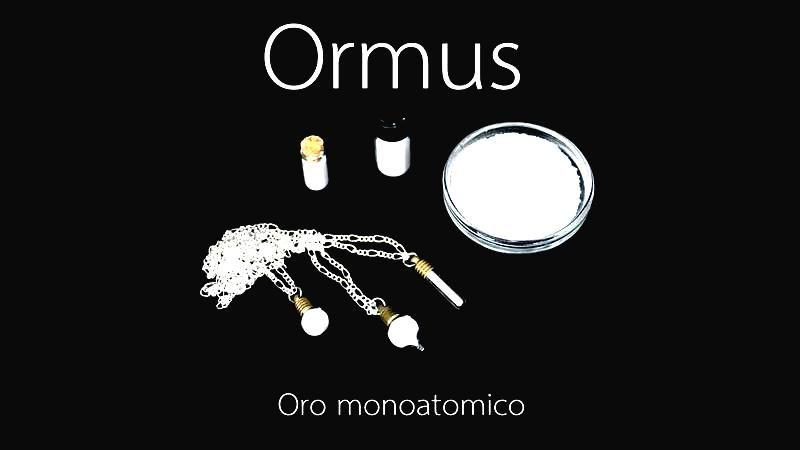 diferentes presentaciones de Ormus